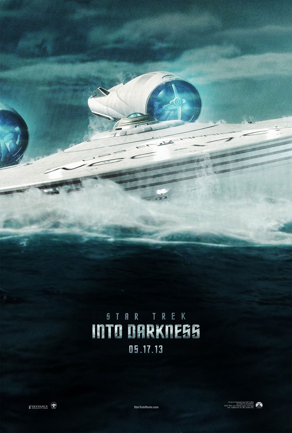 Movie Posters Star Trek Star-trek-into-darkness-poster