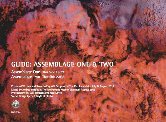 Glide-Assemblage One & Two1