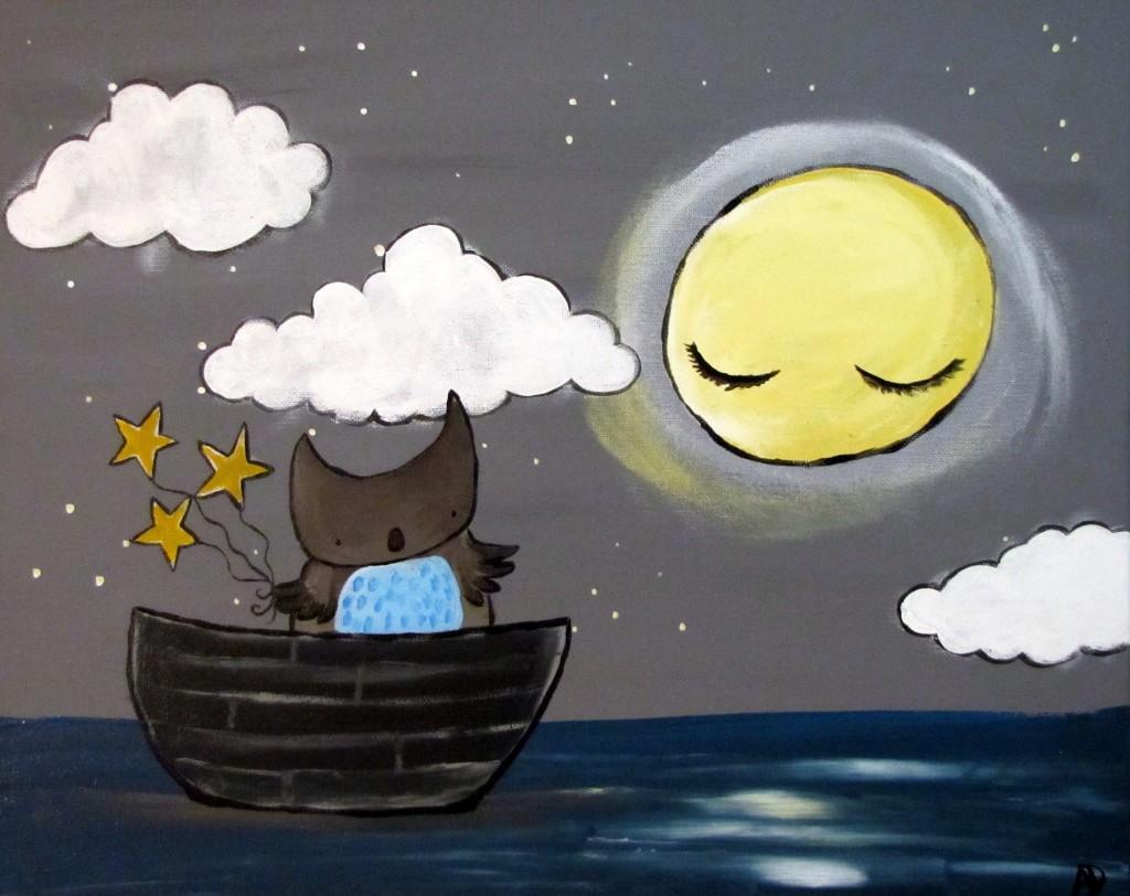 Singing Lullabies to the Moon1